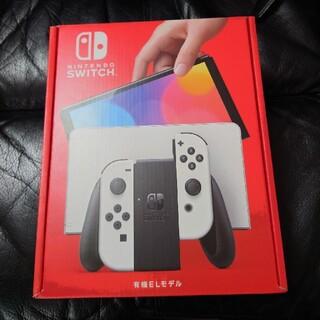 Nintendo Switch - 【未開封未使用品】Nintendo Switch 本体 (有機ELモデル)