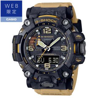ジーショック(G-SHOCK)のG-SHOCK GWG-2000-1A5JF マッドマスター 新品未開封(腕時計(アナログ))