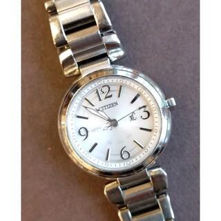 CITIZEN - シチズン XCクロスシー レディース ソーラー電波腕時計