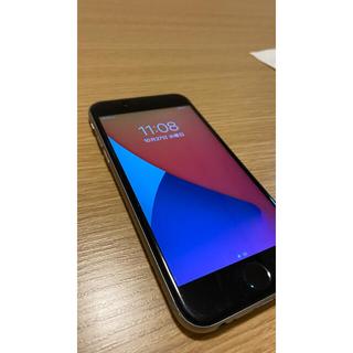 iPhone - 【最安値】iPhone6s シルバー64GB SIMフリー