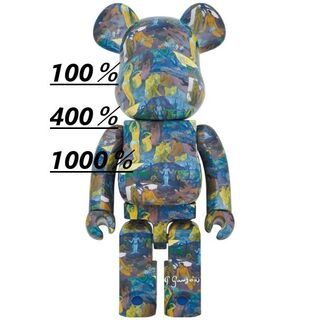 MEDICOM TOY - BE@RBRICK × Paul Gauguin 100 400 1000%