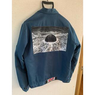 Supreme - supreme Akira work jacket Navy M size