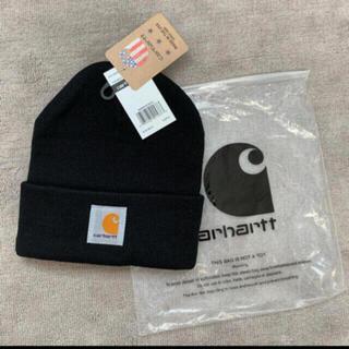 カーハート(carhartt)のカーハート   ニット帽 新品(ニット帽/ビーニー)