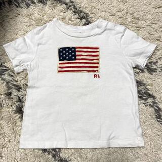 Ralph Lauren - ラルフローレン ベビー Tシャツ 国旗 80cm