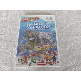 ウィー(Wii)のNintendo Wii Go vacation ゴー バケーション(家庭用ゲームソフト)
