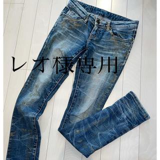 ◇d.i.a◇ジーンズパンツ(*´ω`*)USED加工◇