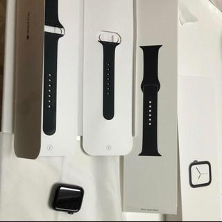 Apple Watch - アップルウォッチ Apple Watch シリーズ4 40mm セルラーモデル