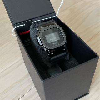ジーショック(G-SHOCK)の美品 CASIO G-SHOCK GM-5600B-1JF(腕時計(デジタル))