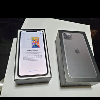 Apple - iPhone 11 Promax 256 GB SIMフリーSpace Gray