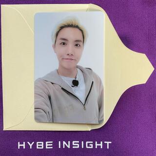 防弾少年団(BTS) - BTS HYBE INSIGHT 限定 トレカ ホソク J-HOPE