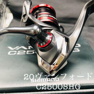 SHIMANO - 極美品 ほぼ新品未使用 シマノ 20 ヴァンフォード C2500SHG