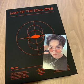 防弾少年団(BTS) - BTS MAP OF THE SOUL ON:E Blu-ray トレカ ホソク