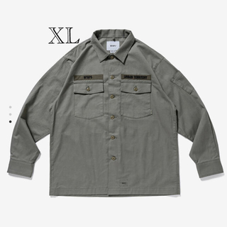 W)taps - 21AW WTAPS BUDS COYOTE BROWN XL