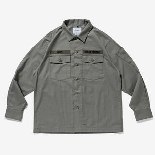 W)taps - WTAPS 21aw BUDS LS XL COLOR:COYOTE BROWN