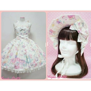 Angelic Pretty - AngelicPretty TOY PARADE 3点セット