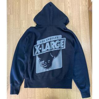 エクストララージ(XLARGE)のxlarge champion フルジップ パーカー ストリート(パーカー)