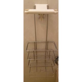 浴室用 ステンレスラック 3段
