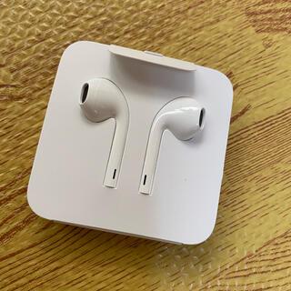 Apple - iPhone イヤホン 純正 正規品