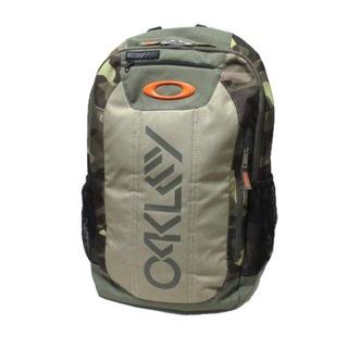 オークリー(Oakley)のオークリー バックパック カモフラ柄 リュックサック デイパック カーキ(バッグパック/リュック)