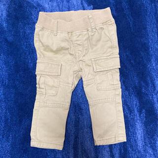 ベビーギャップ(babyGAP)のBabygap カーゴパンツ 70cm(パンツ)