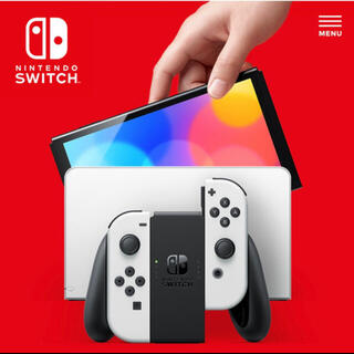 Nintendo Switch - 任天堂Switch 新型有機El ホワイト