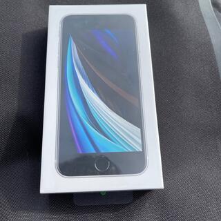 iPhone - iPhone SE第二世代 128GB 新品未開封 SIMフリー