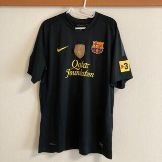 NIKE - FCバルセロナ XAVI 2011-2012 ユニフォーム