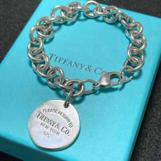Tiffany & Co. - ティファニー リターントゥ ブレスレット タグ Tiffany ブレス