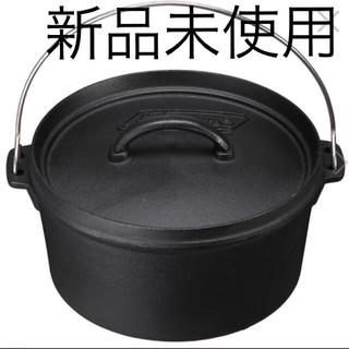 コールマン(Coleman)の【新品未使用】Coleman ダッチオーブンSF(10インチ)(調理器具)