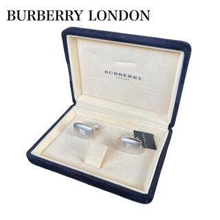 バーバリー(BURBERRY)のBurberry London カフス 新品未使用(カフリンクス)