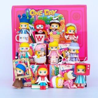 POPMART MOLLY 1DAYシリーズ【アソートボックス】