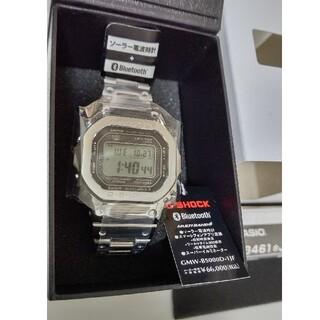 ジーショック(G-SHOCK)の特価☆新品未使用☆国内正規品  GMW-B5000D-1JF フルメタ銀(腕時計(デジタル))