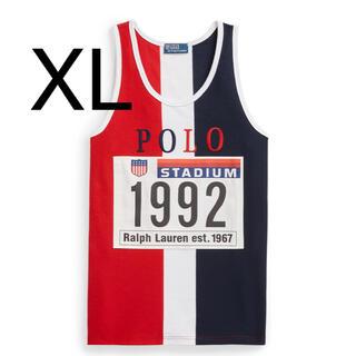 POLO RALPH LAUREN - POLO Ralph Lauren TOKYO STADIUM TANK XL
