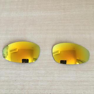 Oakley - レア オークリー  純正品 ジュエット レンズ Fireイリジウム