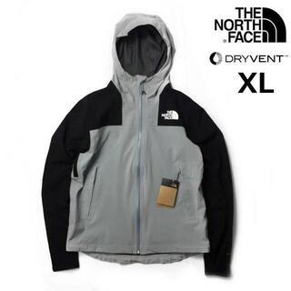 THE NORTH FACE - ノースフェイス マウンテンパーカー ジャケット (XL)グレー 180915