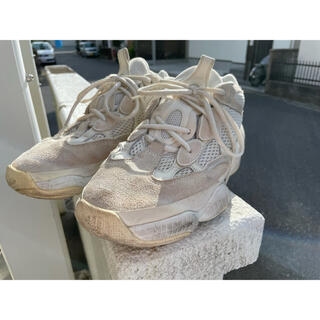 adidas - Adidas Yeezy Boost 500 ボーンホワイト