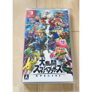 Nintendo Switch - 新品⭐︎大乱闘スマッシュブラザーズ SPECIAL Switch