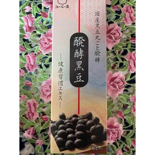 発酵黒豆 720ml