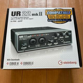 Roland - UR22 mkII Steinberg オーディオインターフェイス 完動品