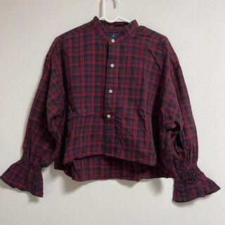 ポロラルフローレン(POLO RALPH LAUREN)のRalph Lauren 古着 リメイク チェックシャツ(シャツ/ブラウス(長袖/七分))