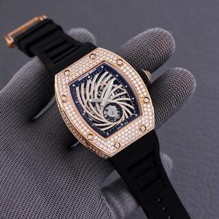 N2 - リシャールミル RM51-02 メンズ 腕時計 自動巻き