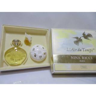 ニナリッチ(NINA RICCI)の新品★NINARICCI/香水/セット/ニナリッチ/レールデュタン(香水(女性用))