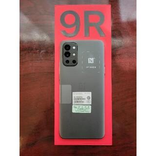 ANDROID - OnePlus9R 8GB+256GB ブラック