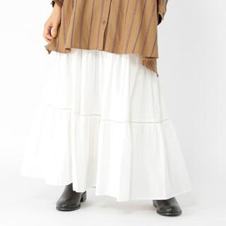 スタディオクリップ(STUDIO CLIP)のスタディオクリップ ティアードスカート(ロングスカート)