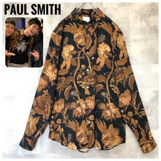 Paul Smith - 美品⭐️三浦春馬さん着用⭐️Paul Smith 20SS ボタニカル 長袖