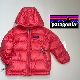 patagonia - 美品 Patagonia パタゴニア キッズダウンジャケット 3T