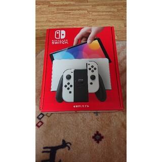 Nintendo Switch - Nintendo Switch 本体 有機ELモデルホワイト 即購入大歓迎