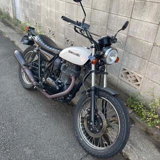 カワサキ - KAWASAKI 250TR 実働車 自賠責令和6年10月 250cc バイク