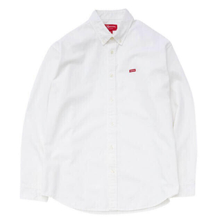 Supreme - Supreme Small Box Twill Shirt
