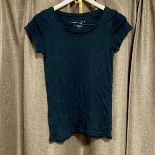 ローリーズファーム(LOWRYS FARM)の【最終値下げ】LOWRYS FARM ローリーズファーム Tシャツ ブラック(Tシャツ(半袖/袖なし))